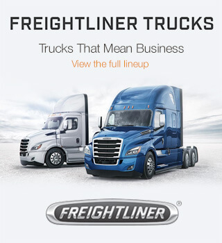 Freightliner Trucks. Trucks that mean business. View the full lineup.